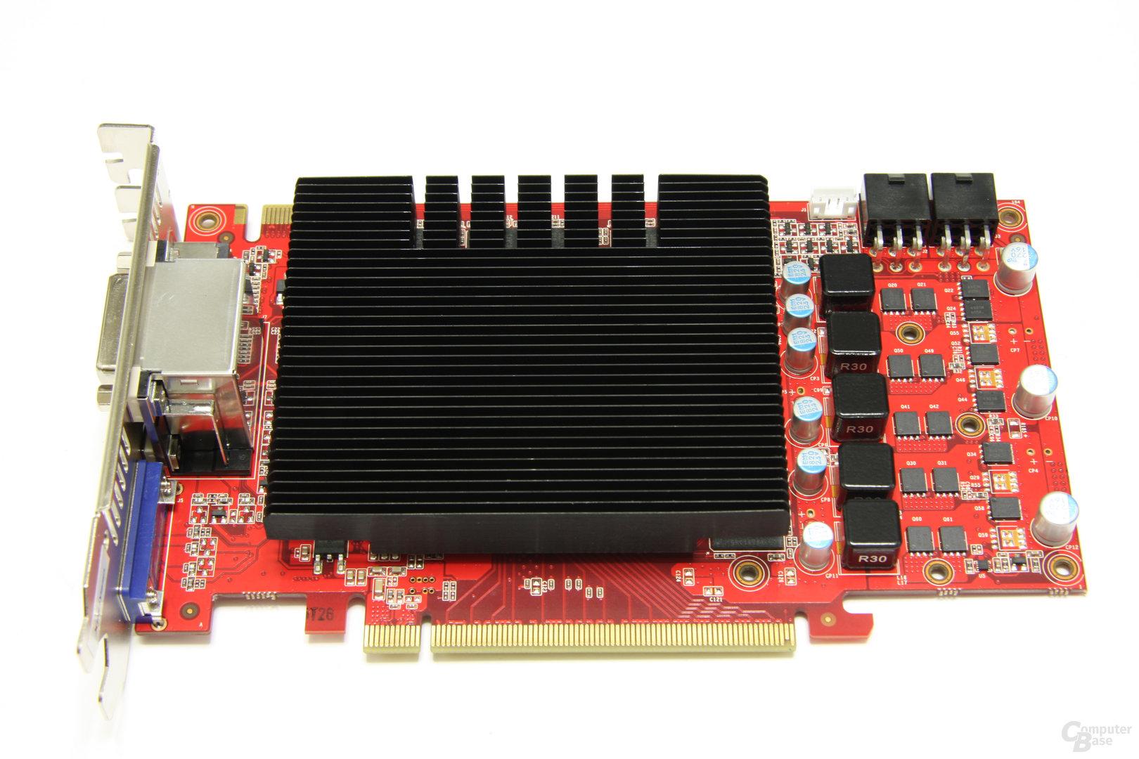 GeForce GTX 460 Sonic 2GB ohne Lüfter