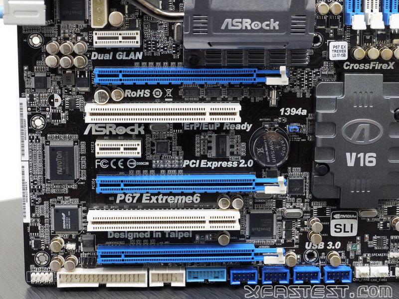 ASRock P67 Extreme6