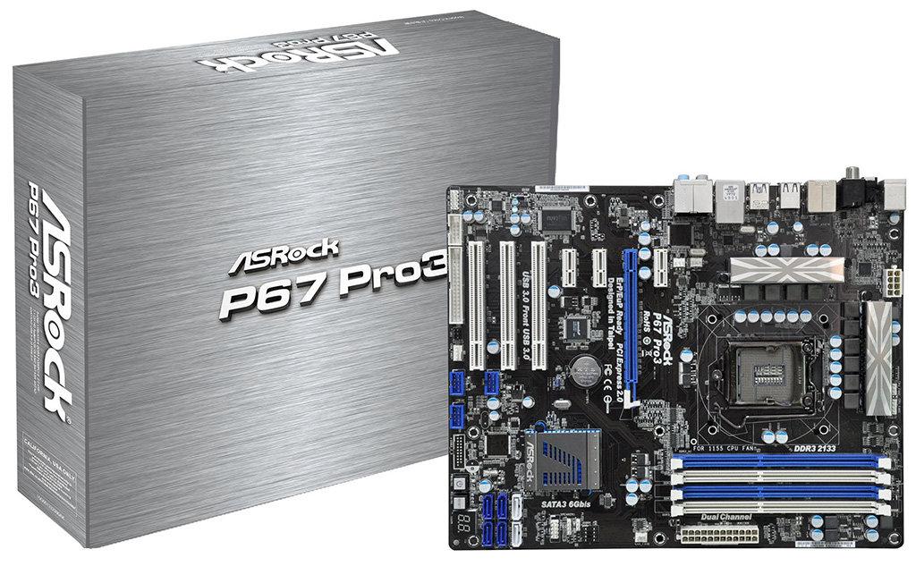 ASRock P67 Pro3