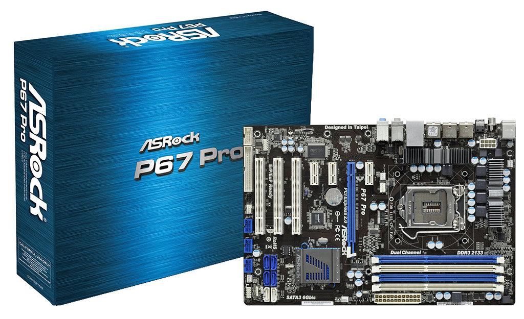 ASRock P67 Pro