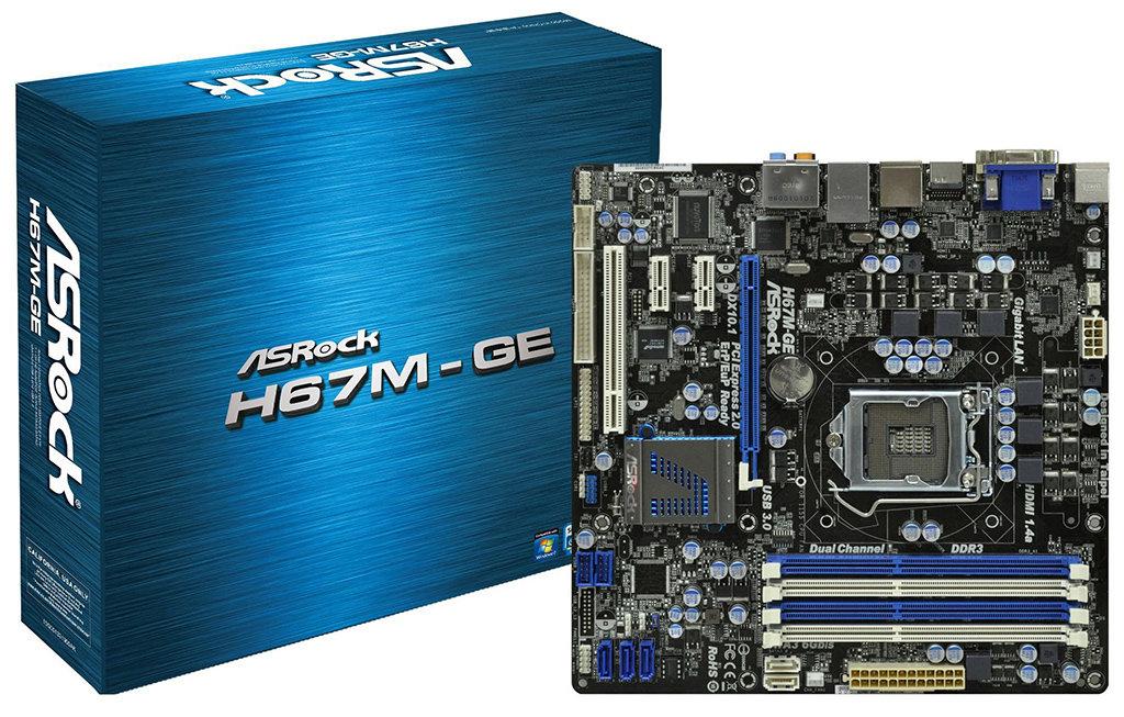 ASRock H67M-GE