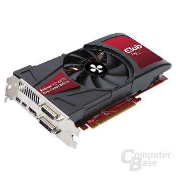 Club 3D Radeon HD 6870 Overclocked Edition