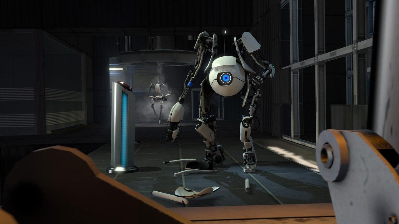 Screenshot aus Portal 2