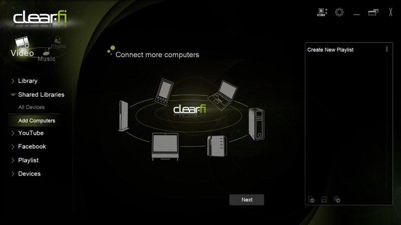 "Acer ""Clear.fi"""