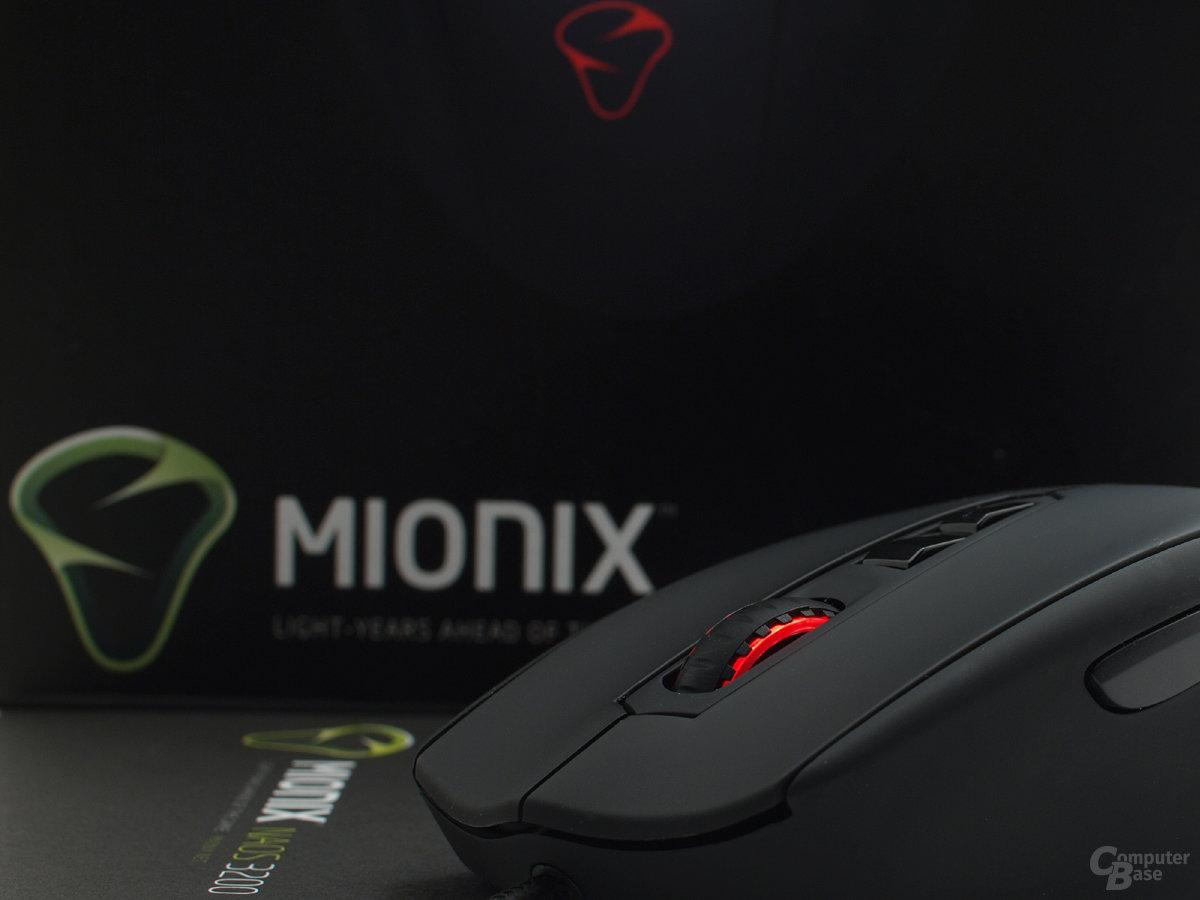 Mionix Naos 3200 und 5000