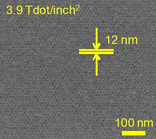 Neue HDD-Technik mit 8-facher Speicherdichte