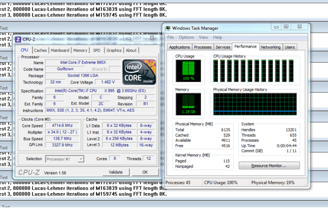 Intel Core i7-995X Extreme Edition