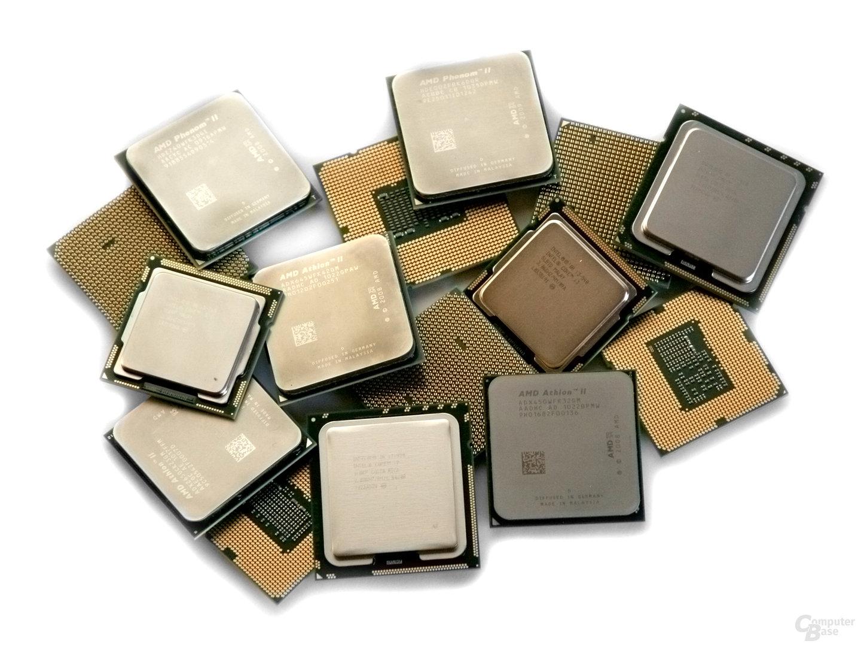 15 Prozessoren