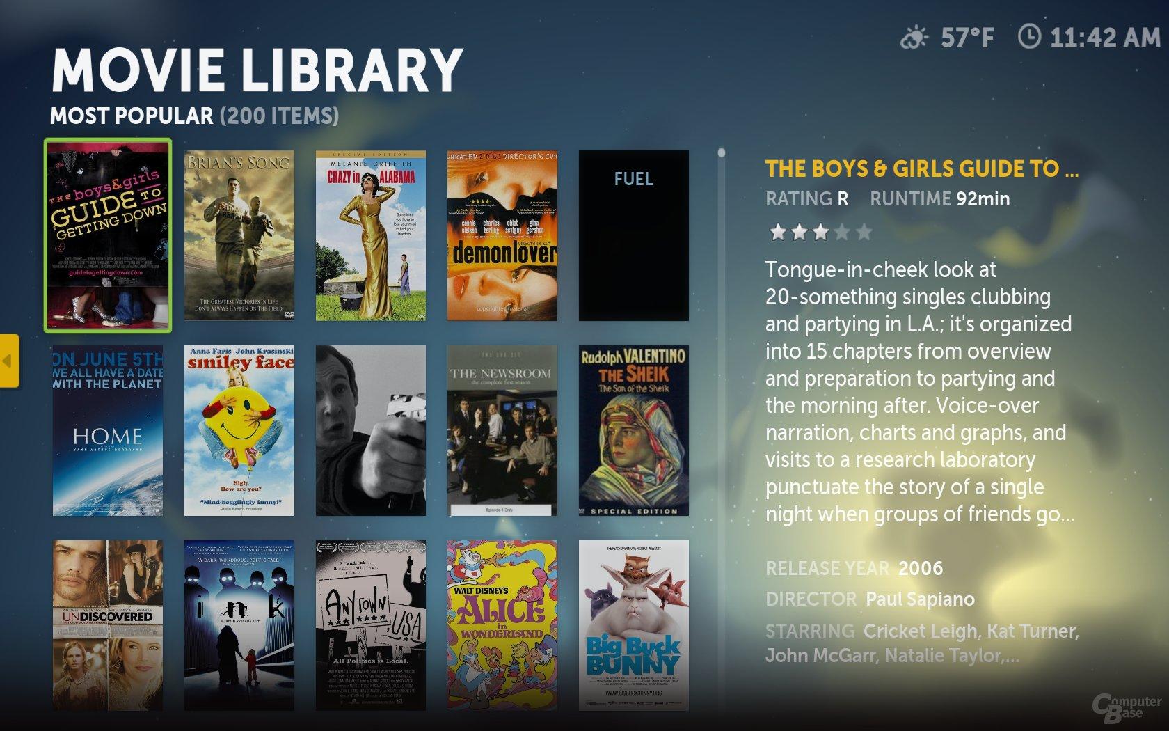 Film-Bibliothek