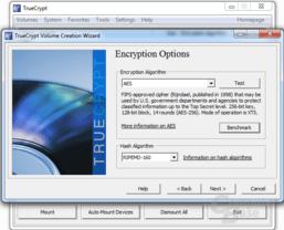 TrueCrypt 7.0a