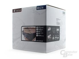 Noctua NH-C14 Verpackung