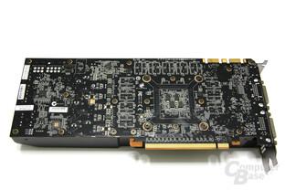 GeForce GTX 570 Rückseite