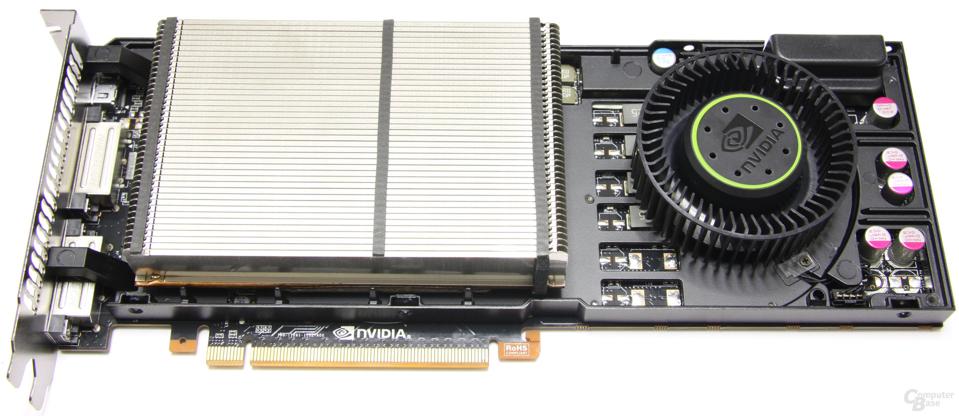 GeForce GTX 570 ohne Haube
