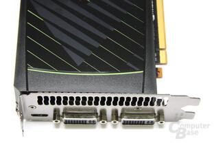 GeForce GTX 570 Anschlüsse