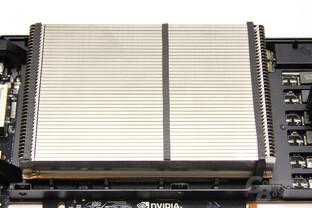 GeForce GTX 570 Kühlkörper