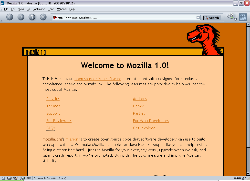 Mozilla Portal
