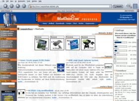 ComputerBase @ Mozilla 1.0