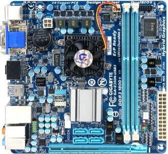 Gigabyte GA-E350V-USB3