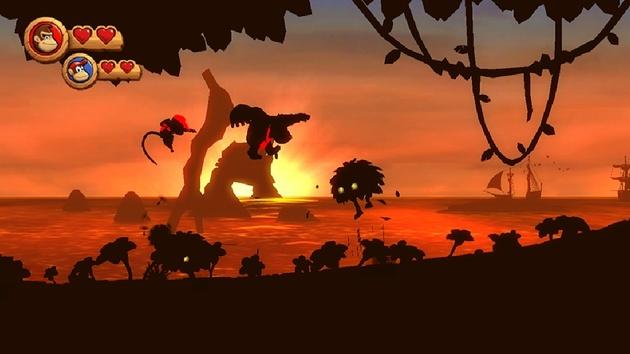Donkey Kong: Country Returns im Test: Affengeiler Spaß für die Wii