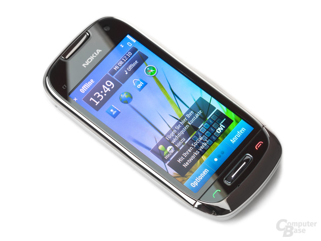 Nokia C7-00: Display