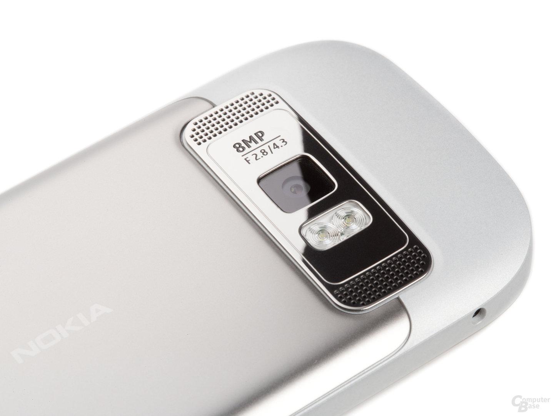 Nokia C7-00: Kamera