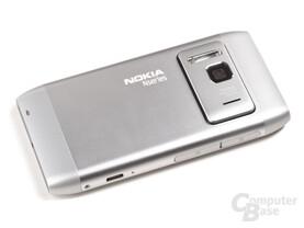 Nokia N8-00: Rückseite