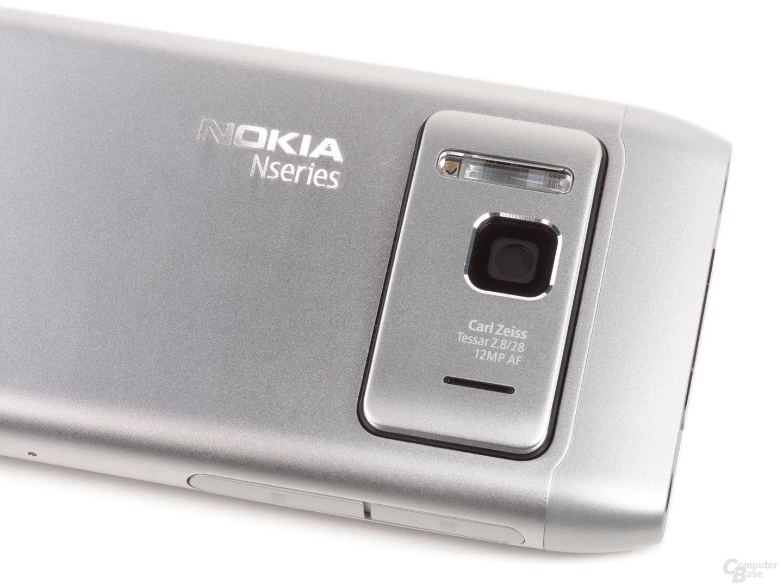 Nokia N8-00: Kamera