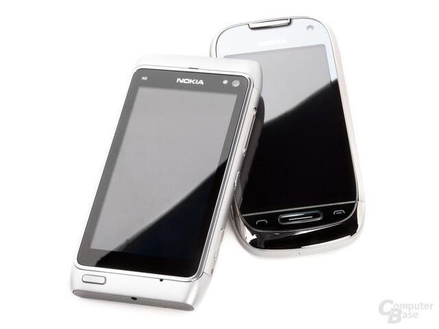 Nokia C7-00 und N8-00