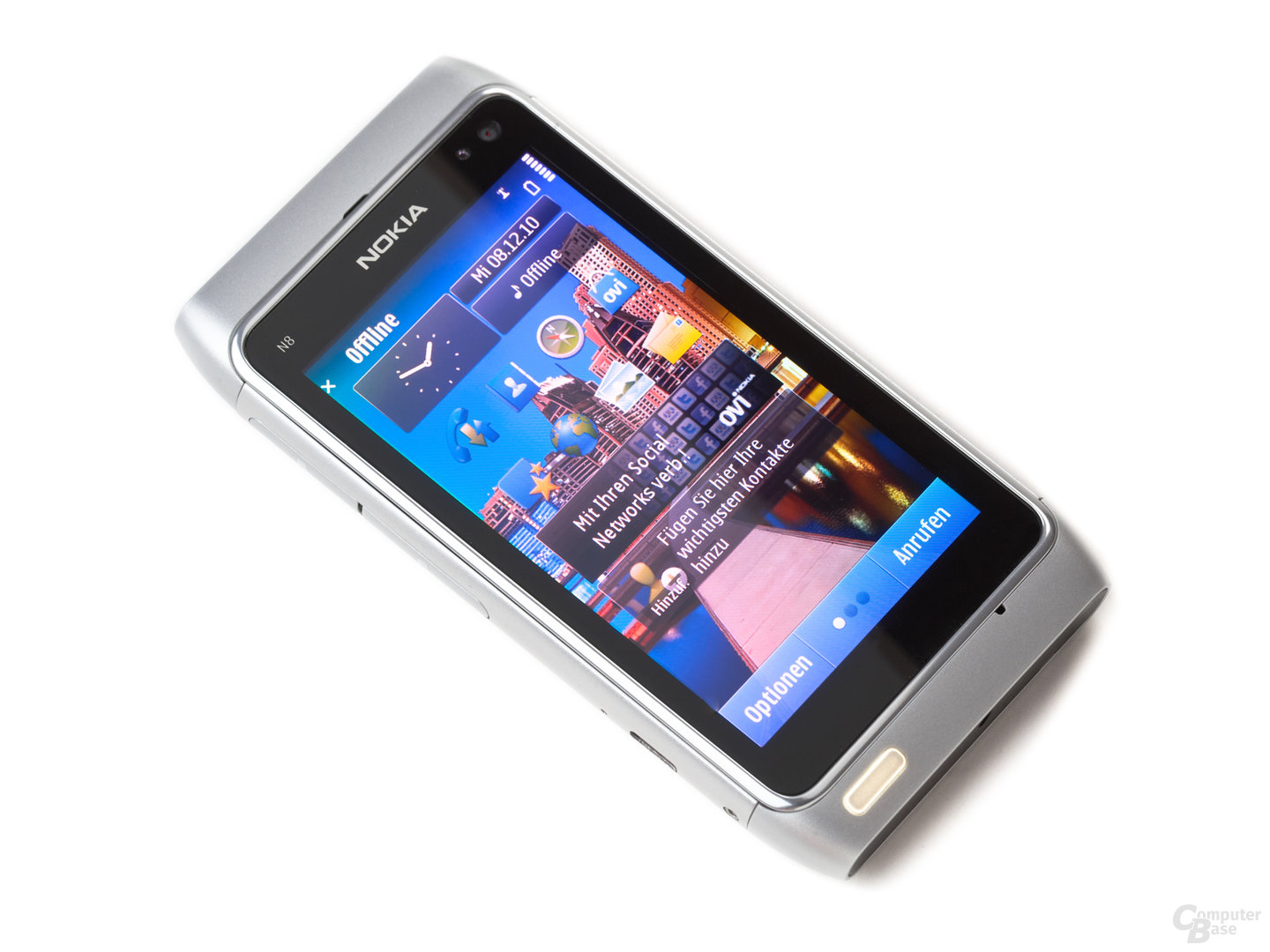 Nokia N8-00: Display