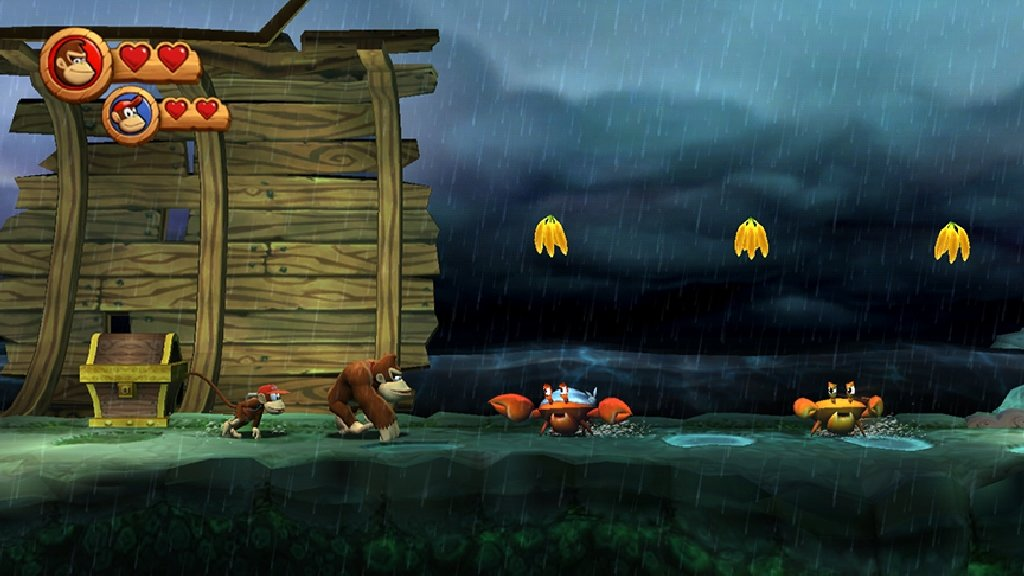 Donkey Kong - Country Returns