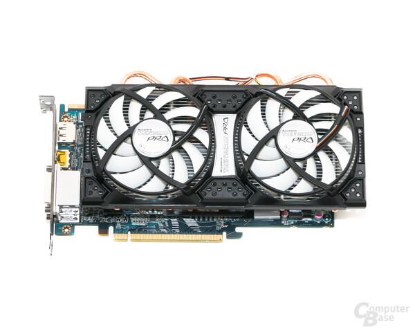 HIS Radeon HD 6850