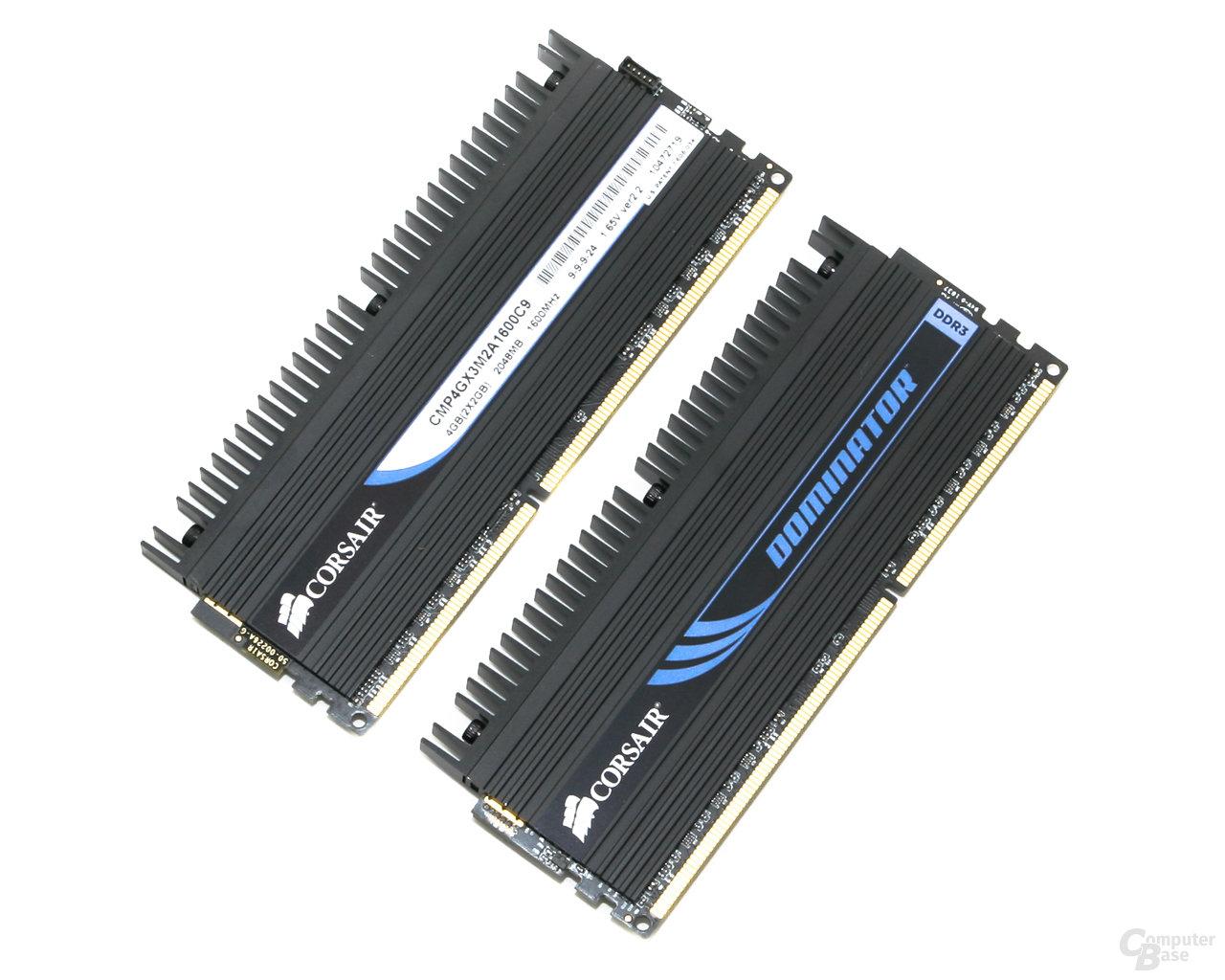 Corsair Dominator DDR3-1600