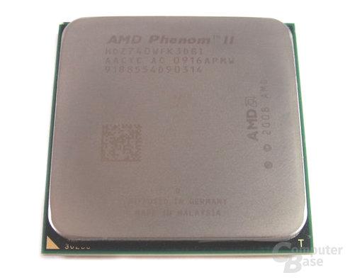 AMD Phenom II X3 740 Black Edition