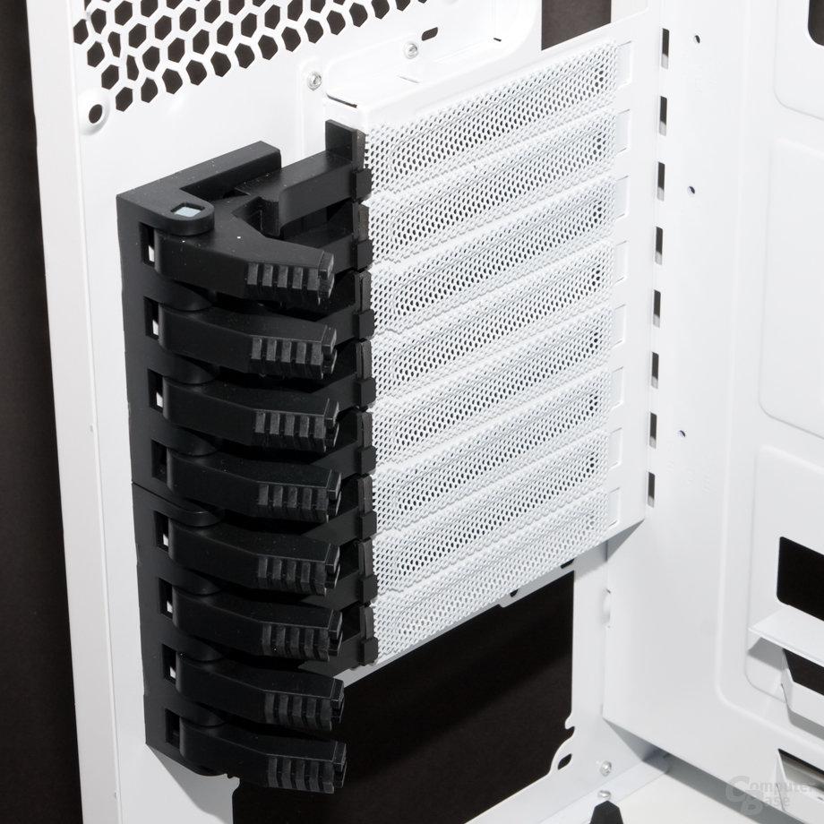 BitFenix Colossus – PCI-Befestigung