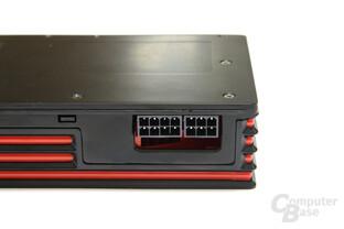 Radeon HD 6970 Stromanschlüsse