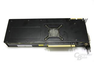 Radeon HD 6950 Rückseite