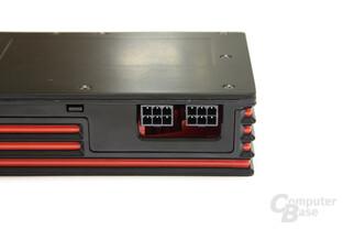 Radeon HD 6950 Stromanschlüsse