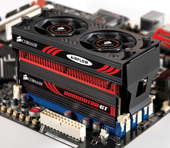 "Corsair Dominator GT ""Airflow module"""