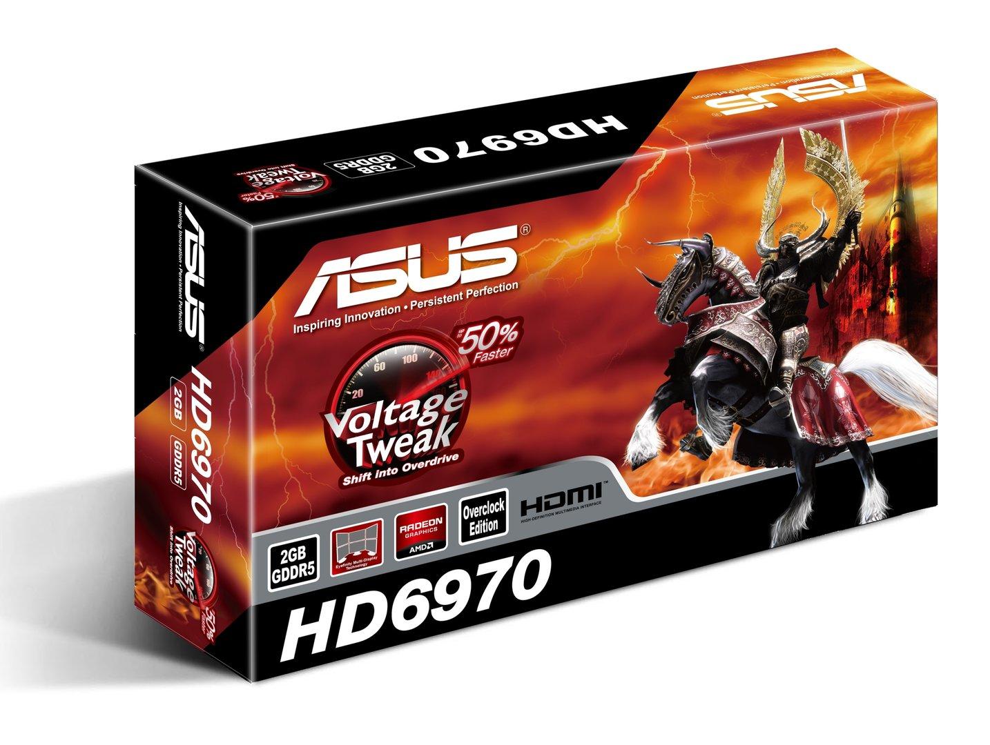 ASUS Radeon HD 6970