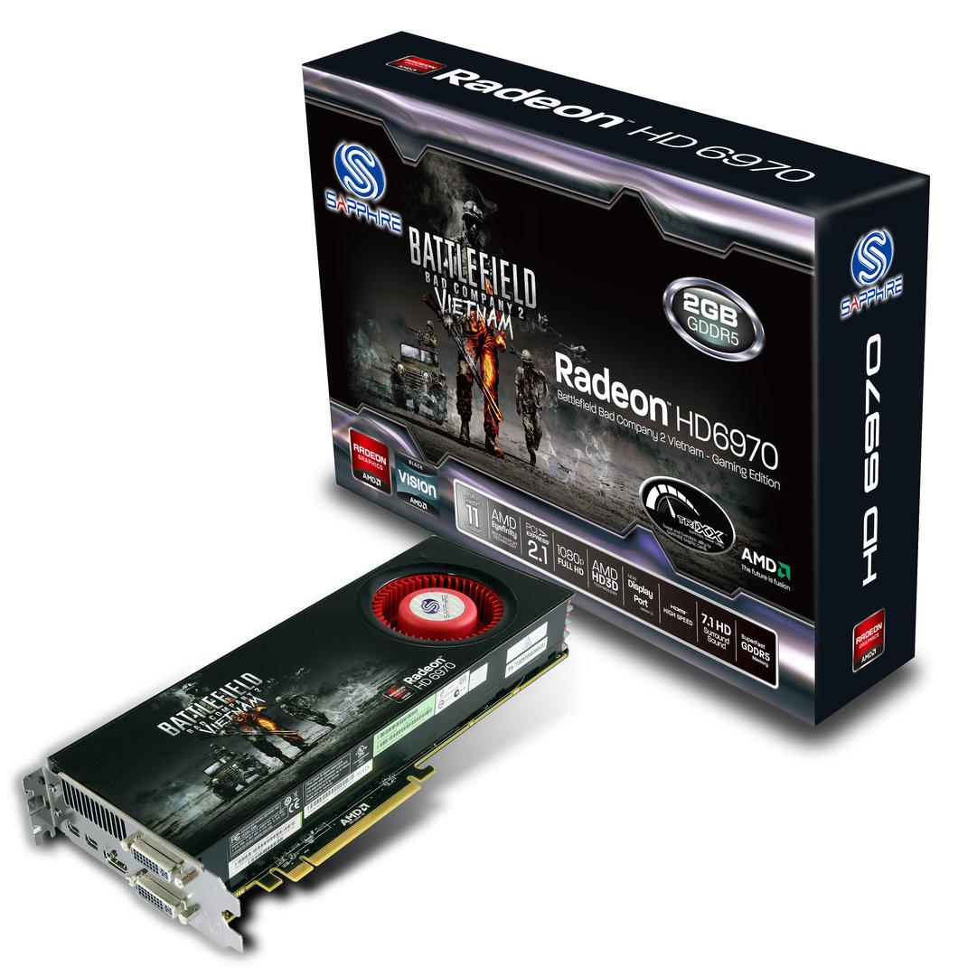 Sapphire Radeon HD 6970 BFBC2 Vietnam Game Edition