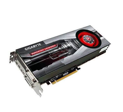 Gigabyte Radeon HD 6950