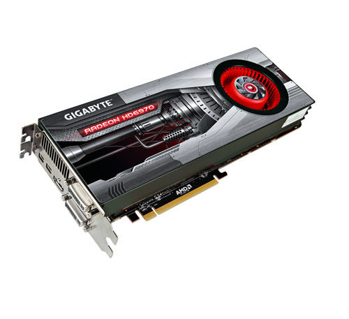 Gigabyte Radeon HD 6970
