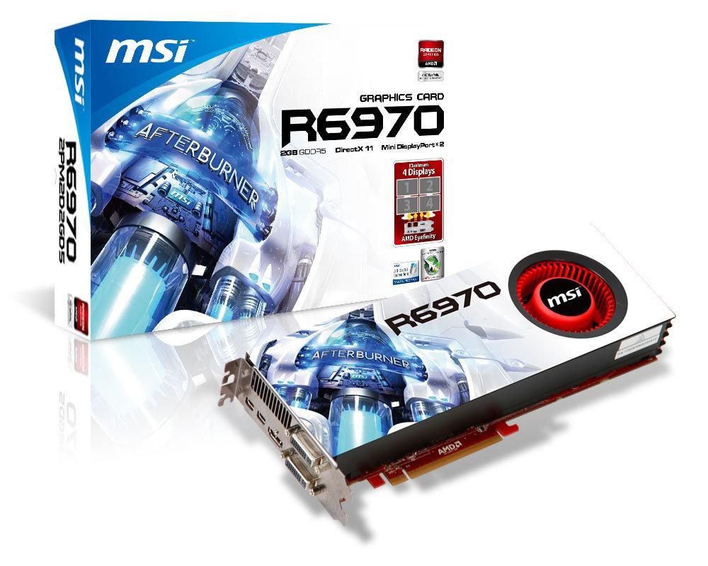 MSI Radeon HD 6970