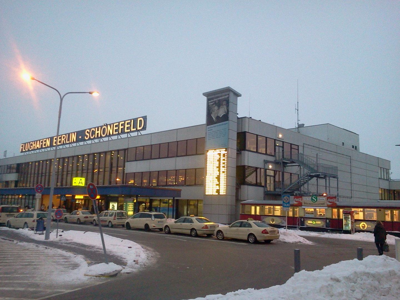 Beispielfoto (Flughafen Berlin-Schönefeld)