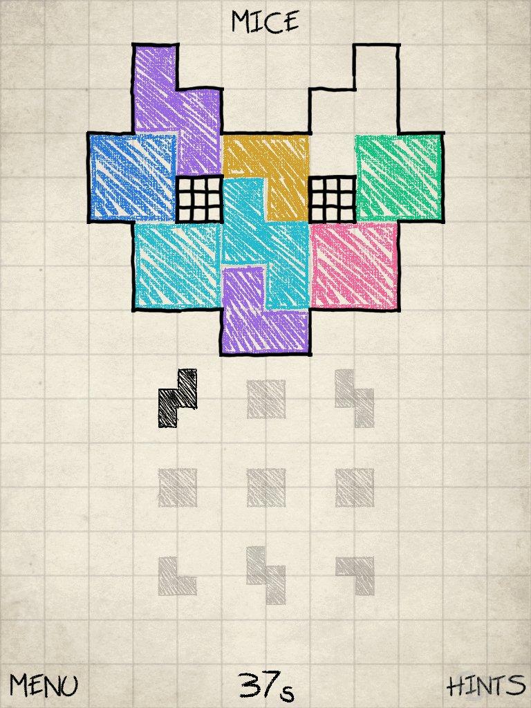 iPad: Spiele auf dem iPad (Doodle)