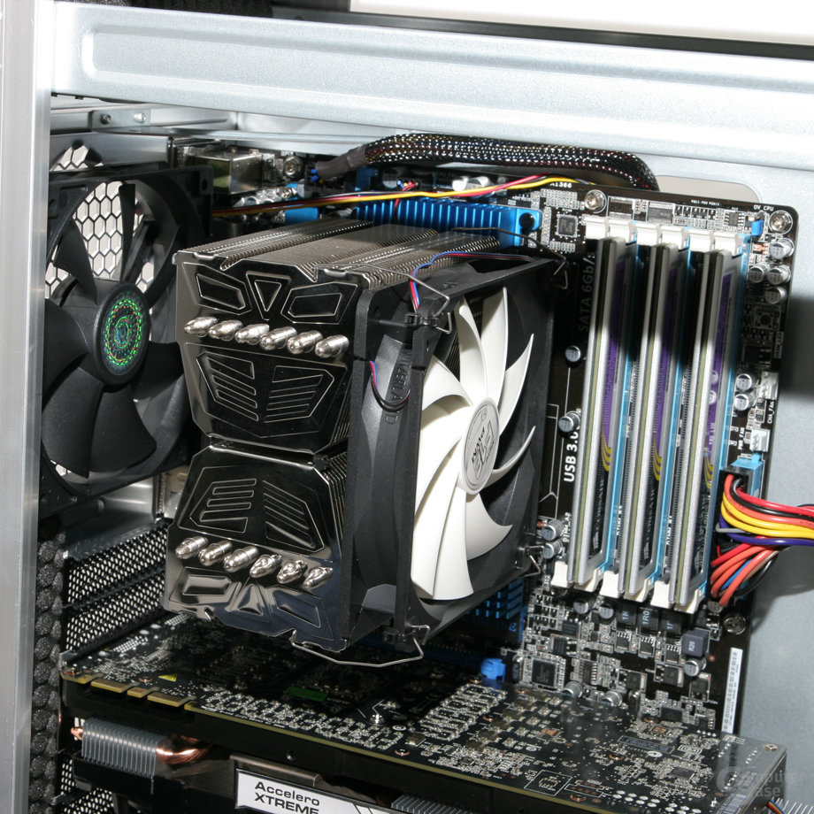 Nenotec SpeedLine Rocket – CPU-Kühler