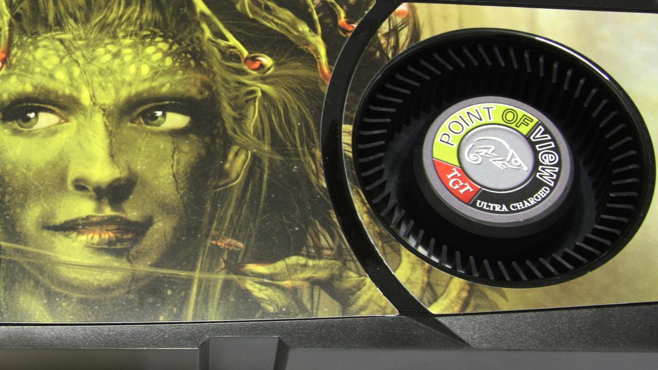 GTX 580 Partnerkarten: Drei Mal langweiliges Referenzdesign mit mehr Takt