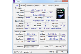 AMD Phenom II X4 840