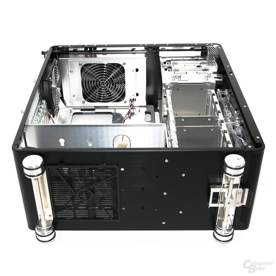 Lian Li PC-V1020B – Unterseite