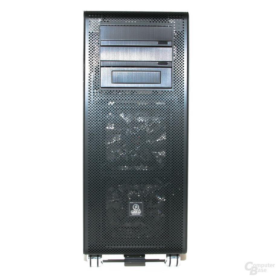 Lian Li PC-V1020B – Front